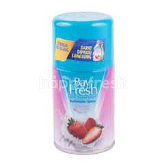 Bayfresh Penyegar Udara Spray Otomatis Aroma Stroberi dan Krim