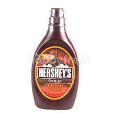 เฮอร์ชี่ส์ น้ำเชื่อม รสดาร์กช็อกโกแลต