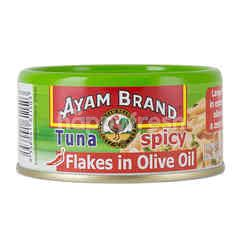 Ayam Brand Light Chunks Tuna In Olive Oil