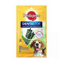 Pedigree Oral Care Treats Dentastix Medium Green Tea 98g Dental Care Treats