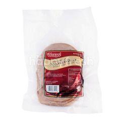 Hanzel Frozen Smoked Beef