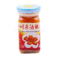 Bean Curd With Chili & Sesame Oil