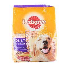 เพดดิกรี รสเนื้อแกะและผัก  สำหรับสุนัขวัยโต