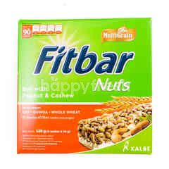 Fitbar Bar Nuts Source of Fiber