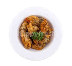 Food Diary Fz Fried Breaded Oyster Black Peper