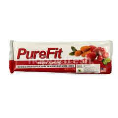 PureFit Berry Almond Crunch Bar