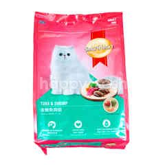 Smartheart Makanan Kucing Rasa Ikan Tuna dan Udan