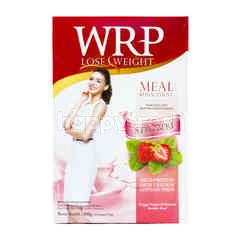 WRP Nutritious Powdered Strawberry Milk