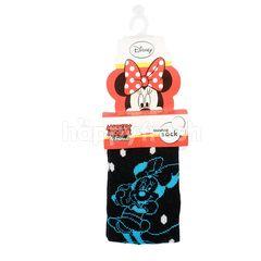 Mickey Mouse & Friends Minnie Socks NM6J001 Size 17-20