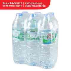 มองต์ เฟลอ น้ำแร่ธรรมชาติ 100% 1 ลิตร (แพ็ค)