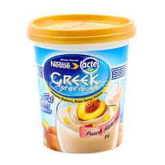 Nestlé Peach Harvest Greek Style Low Fat & Creamy Yogurt