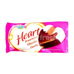 Campina Heart Ice Cream