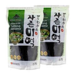 Manjun Korean Cutting Wakame Twinpack