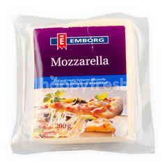 Emborg Mozzarella Cheese Block