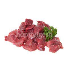จีเอช เนื้อวัวแองกัส จีเอช หั่นเต๋า สำหรับตุ๋น