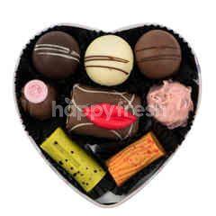 Mix Pralines Chocolate Tin Pack 16's