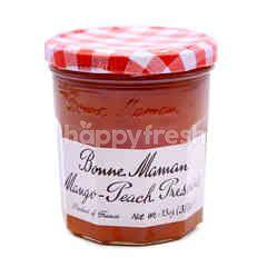 Bonne Maman Mango-Peach Preserves