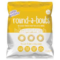 LITTLE BELLIES Round-A-Bouts Sweet Corn (12g)