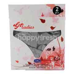 GT Ladies Celana Dalam Mini Wanita Model GTLS-01 Ukuran XL