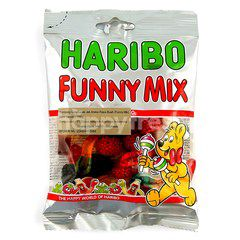 Haribo Funny Mix Candy