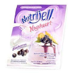 Nutrijell Blackcurrant Jelly Powder with Yogurt