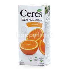 Ceresorganics 100% Orange And Grape Juice