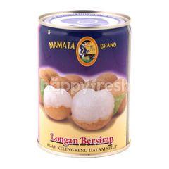 Mamata Brand Longans in Syrup