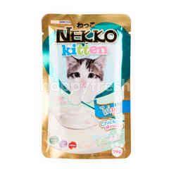 เน็กโกะ ไก่มูส สำหรับลูกแมว