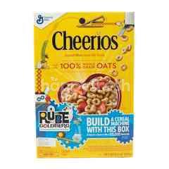 Cheerios 100% Whole Grain Oats Gluten Free