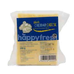 Green Valley Block Cheddar Cheese