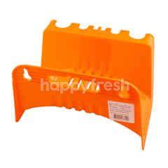 Tesco Hose Hanger Orange #7611