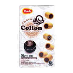 Monde Callon Biskuit Krim Cokelat