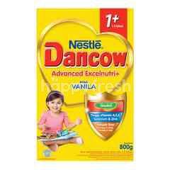 Dancow Advanced Excelnutri+ 1+ Susu Formula Bayi Rasa Vanila