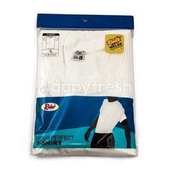 Rider White T-Shirt Size L
