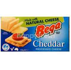 Bega Cheddar Processed Cheese