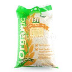 Ri 1 Beras Putih Organik Premium