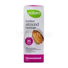 NATUR-A Minuman Almond Tidak Manis