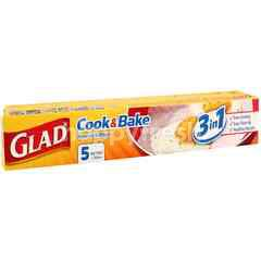 Glad Cook 'N' Bake Non-Stick Paper