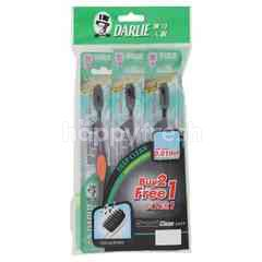 Darlie Charcoal Clean Toothbrush (2 Pieces)