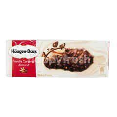 Haagen-Dazs Vanilla Caramel Almond Ice Cream