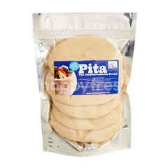 Pita Bread with Extra Virgin Olive Oil (3 x 5 Inches)