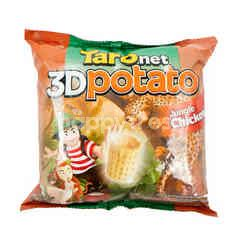 Taro 3D Jungle Chicken Flavor