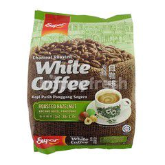 Super 3 In 1 Charcoal Roasted Instant White Coffee (15 Sachets x 36g)