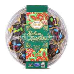 Home Style Sinar Handmade Rainbow Flower Chocolate