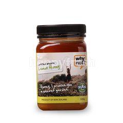 Why Not? Organic Lemon Honey