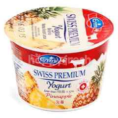 Emmi Swiss Premium Yogurt Pineapple