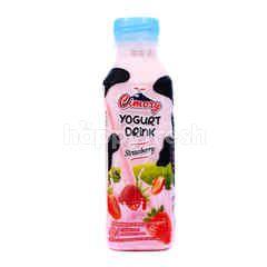 Cimory Minuman Yogurt Rasa Stroberi