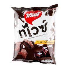 Twisties Twice Dark Chocolate Filled Malt Crips