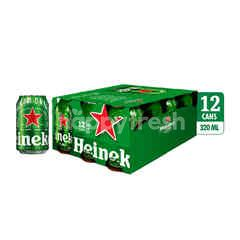 Heineken Bir Lager Internasional Kaleng