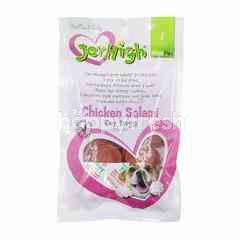 VITAPET Jerhigh Chicken Salami For Dogs